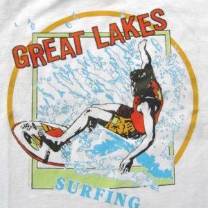 Kurt's Kuston Promotions Great Lakes Surfing Graphic