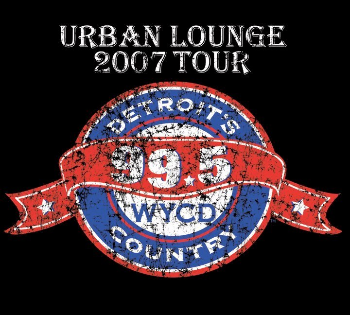 Urban Lounge Tour Graphic