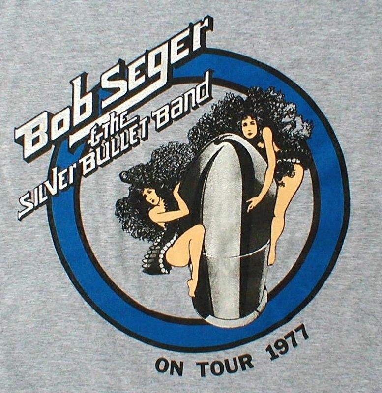 Bob Seger 1977 Tour