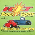 Kurt's Kustom Promotions Hot summer nights