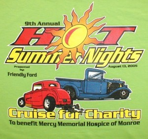 Kurt's Kustom Promotions Hot summer nights