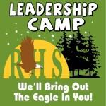 Kurt's Kuston Promotions Romulus High School Leadership Camp Graphic