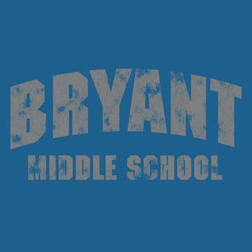 Bryant Middle School Graphic