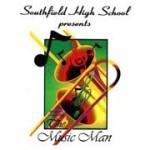 Kurt's Kuston Promotions Southfield High School Present Music Man Graphic