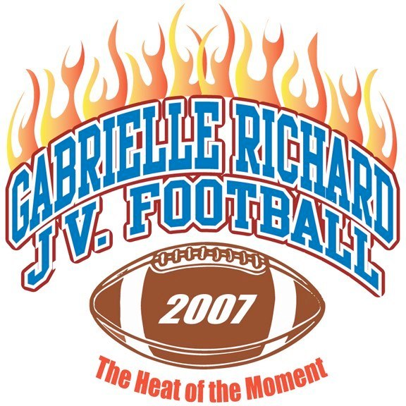 GABRIELL RICHARD JV Football